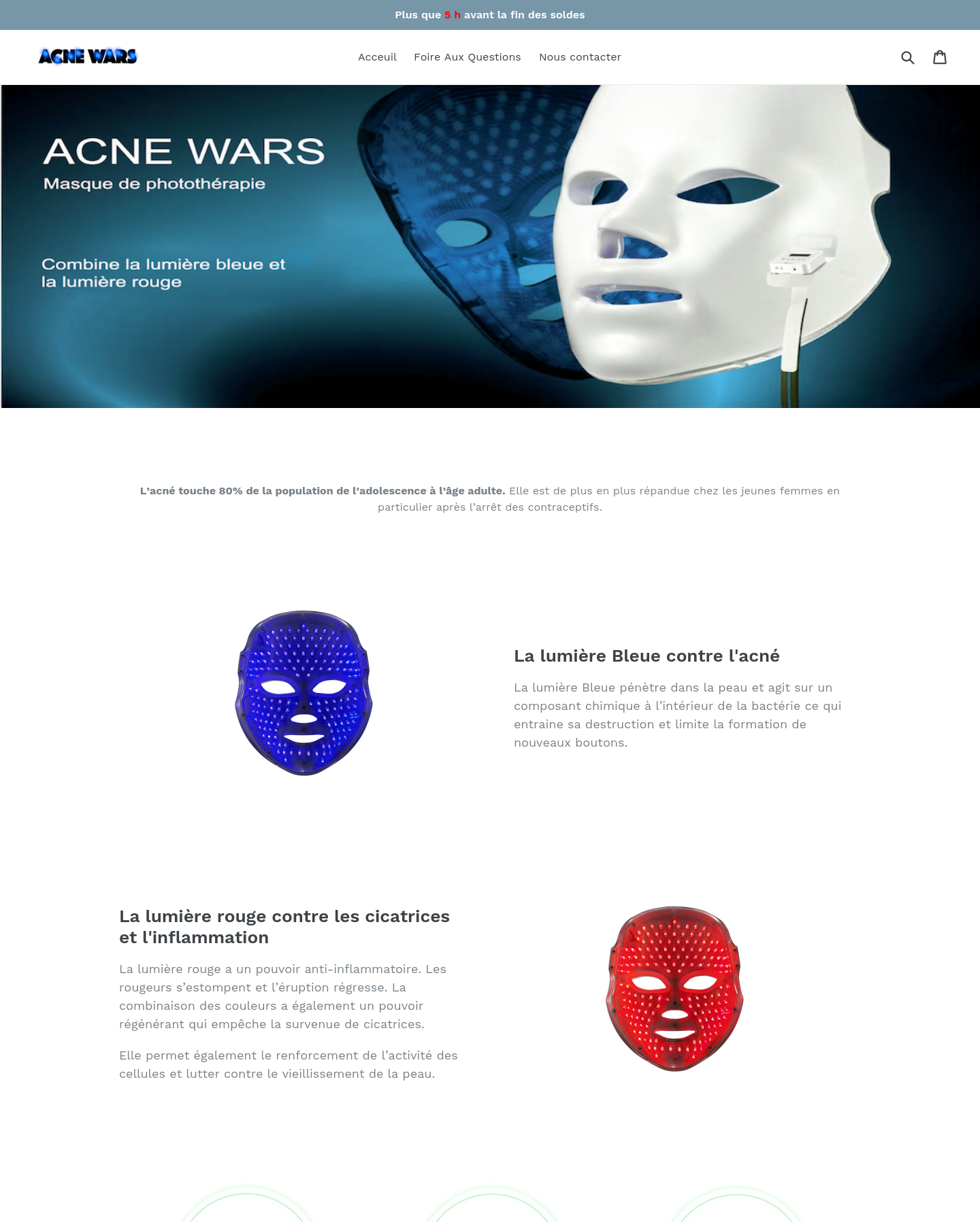 Acne wars for sale buy an online business fandeluxe Images