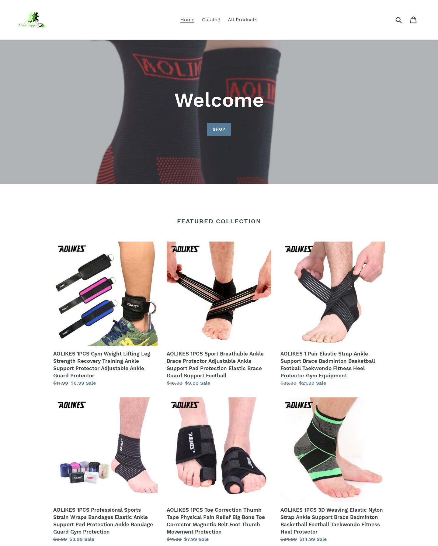 02c3d86058 ankle-support-a For Sale | Buy an Online Business