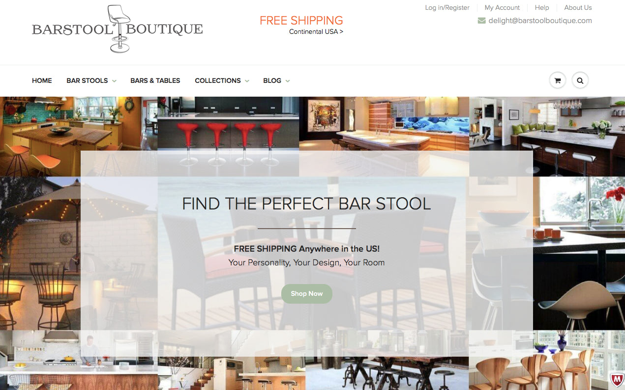 Barstool Boutique Screenshot - 5