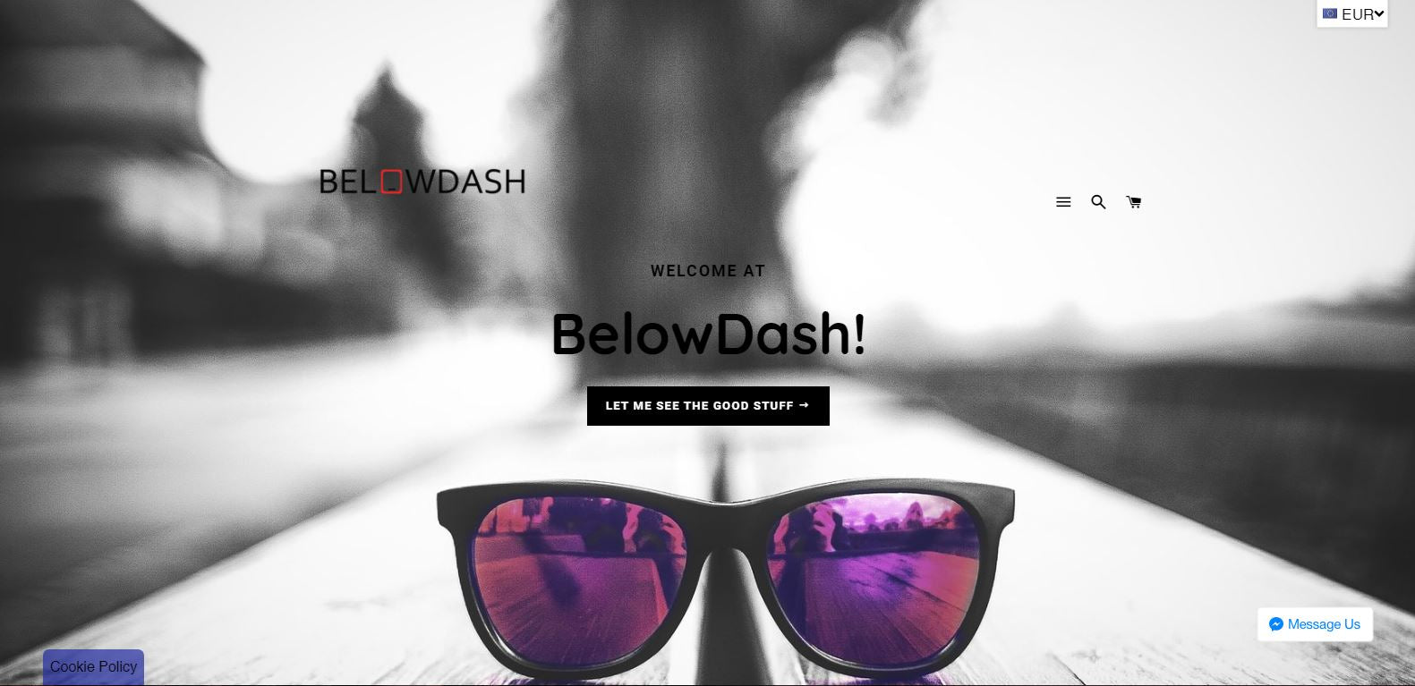 BelowDash Screenshot - 3