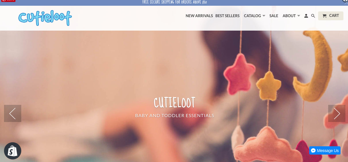 Cutieloot Screenshot - 6