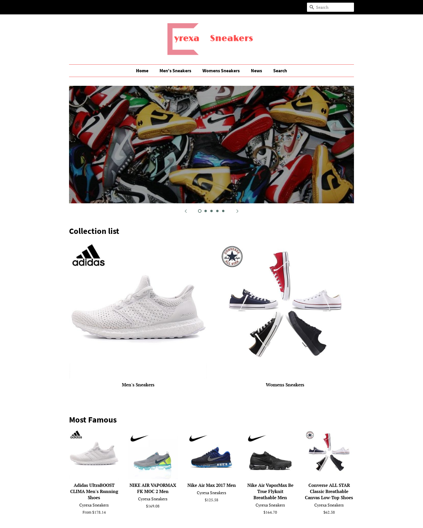 Cyrexa Sneakers For Sale | Buy an Online Business