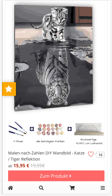 DIY-Wandbild.de Screenshot - 4