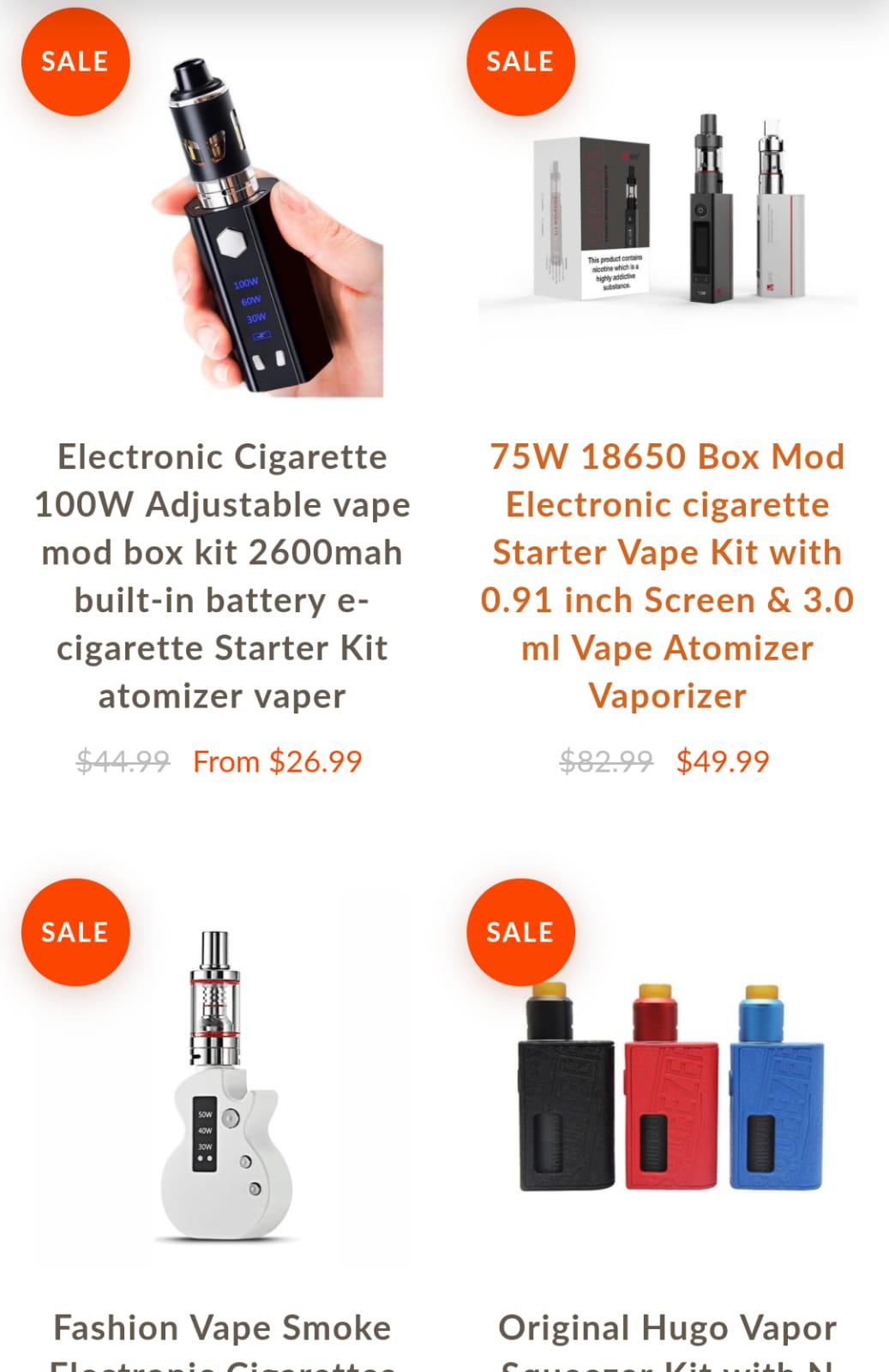 electcigaretts For Sale | Buy an Online Business