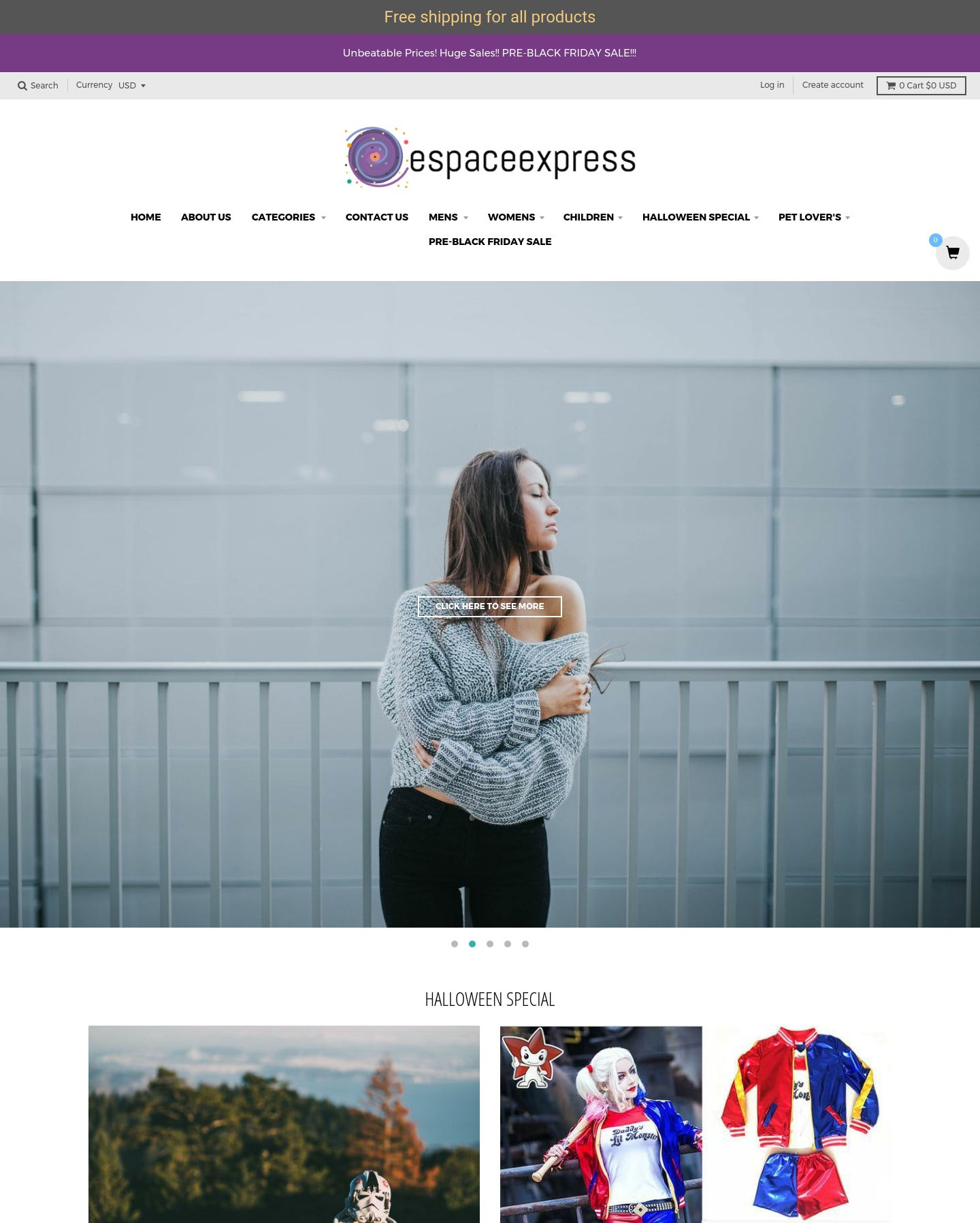 espaceexpress Screenshot - 1