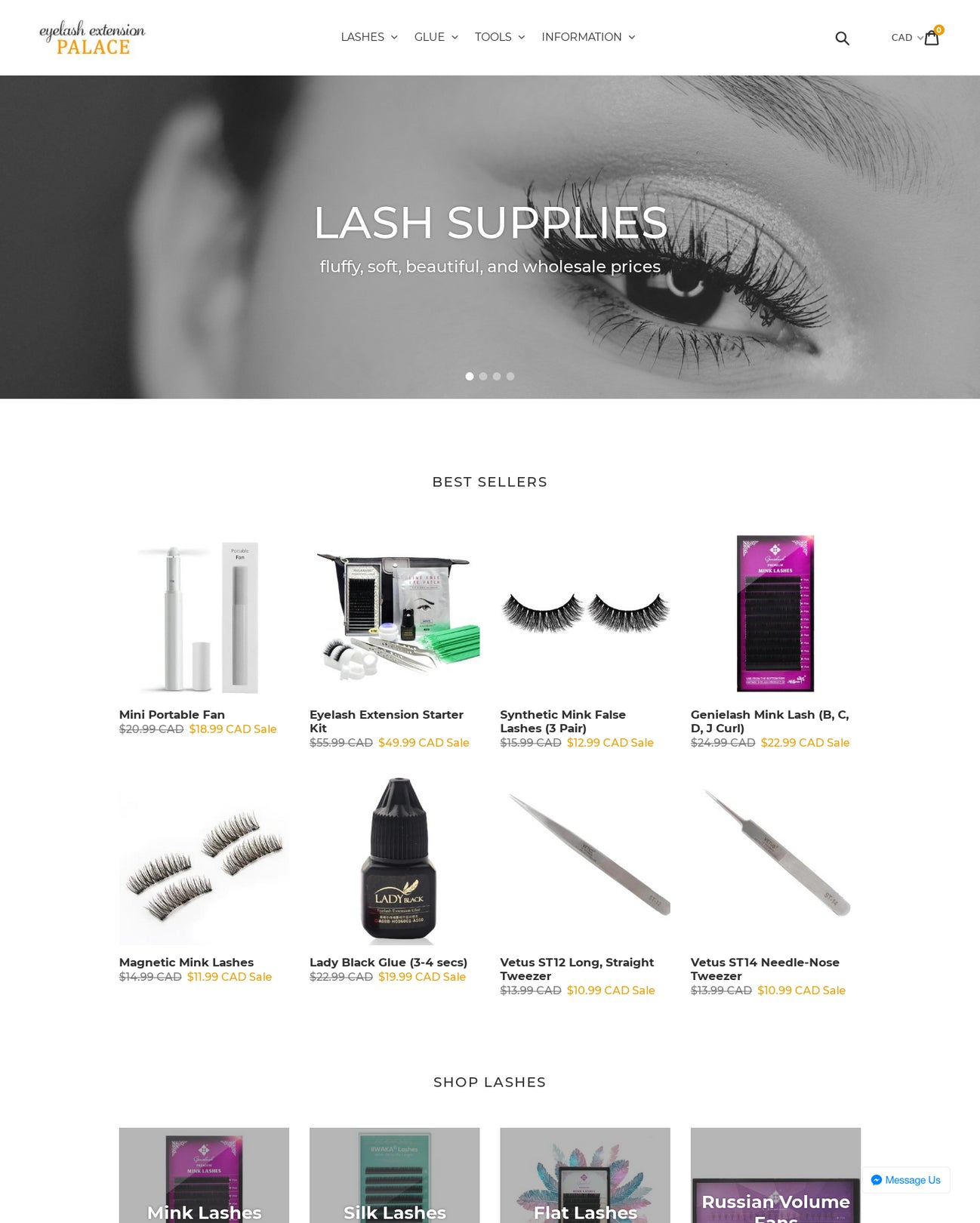 Eyelash Extension Palace Sold Store Health And Beauty Business