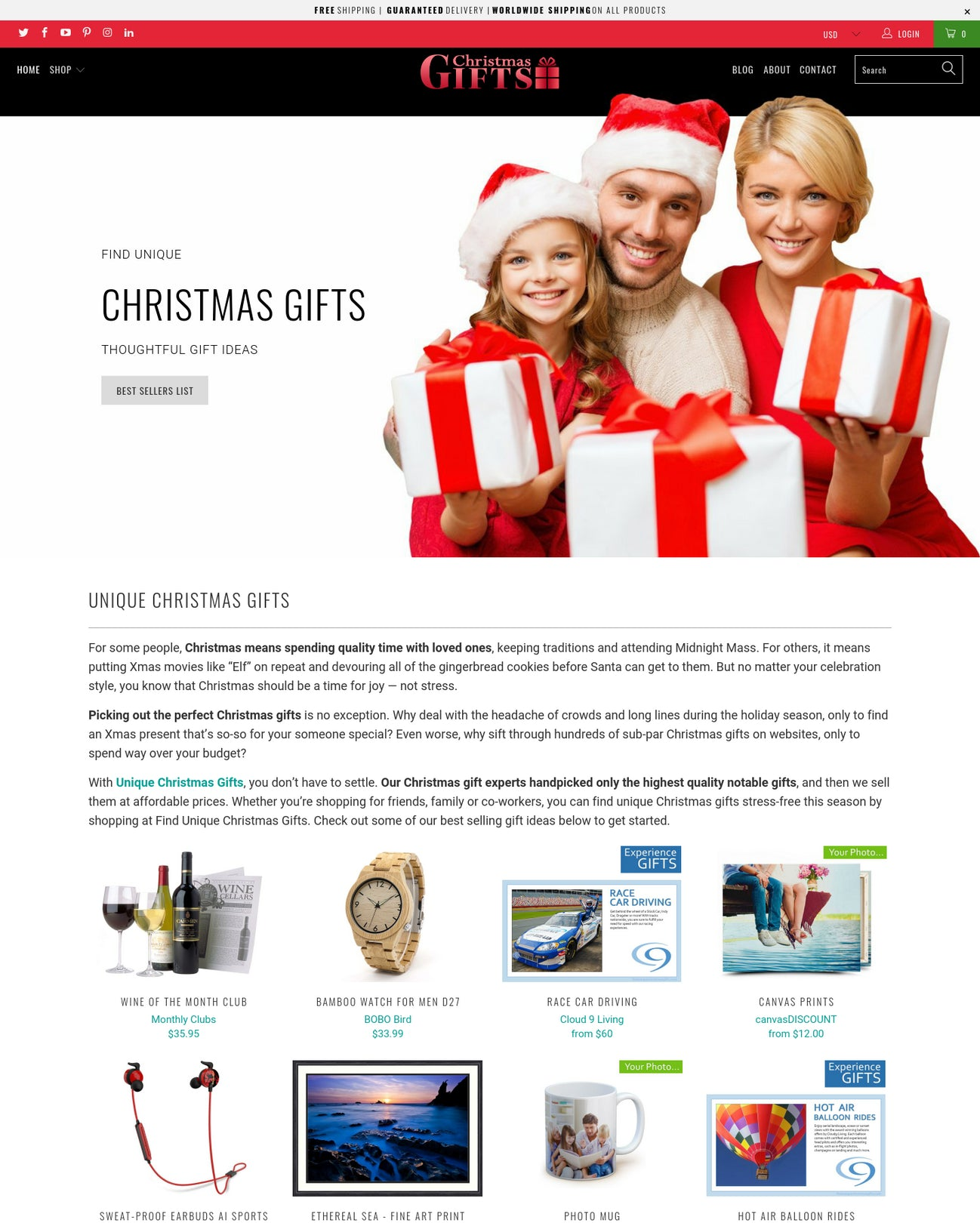 Find Unique Christmas For Sale | Buy an Online Business