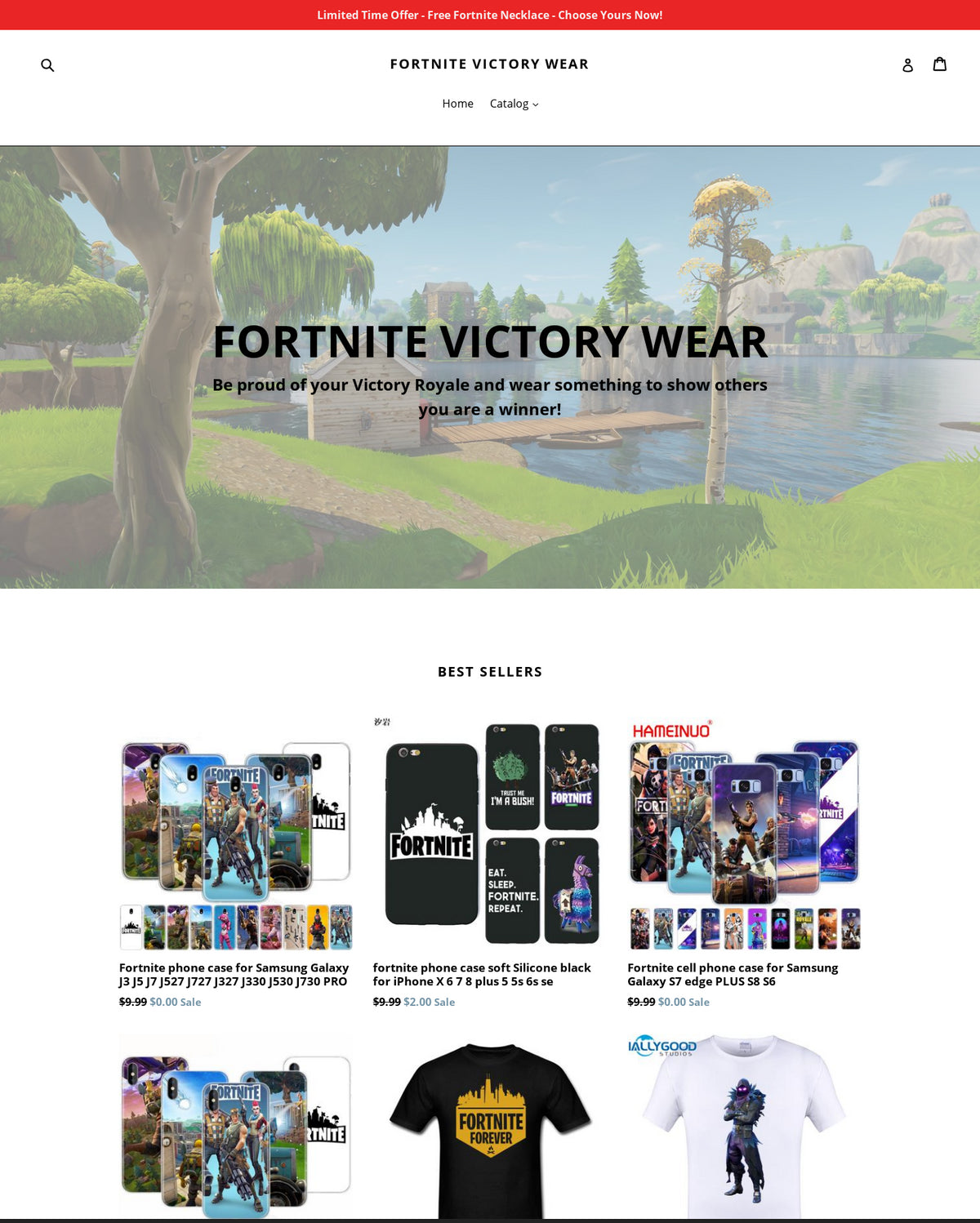 Fortnite Victory Wear | Sold Store | Starter stores Business