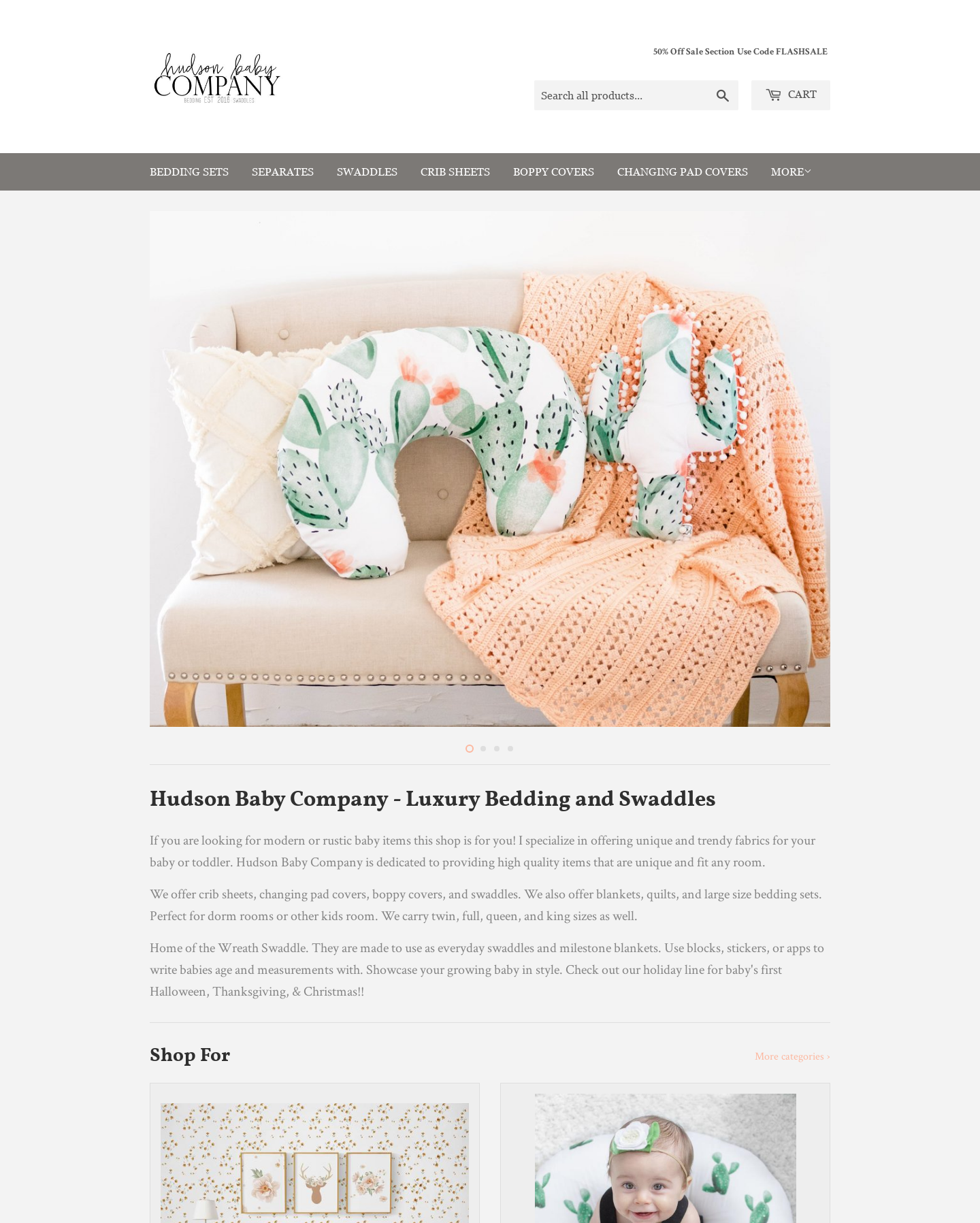 Hudson Baby Company | Sold Store | Home and furniture Business