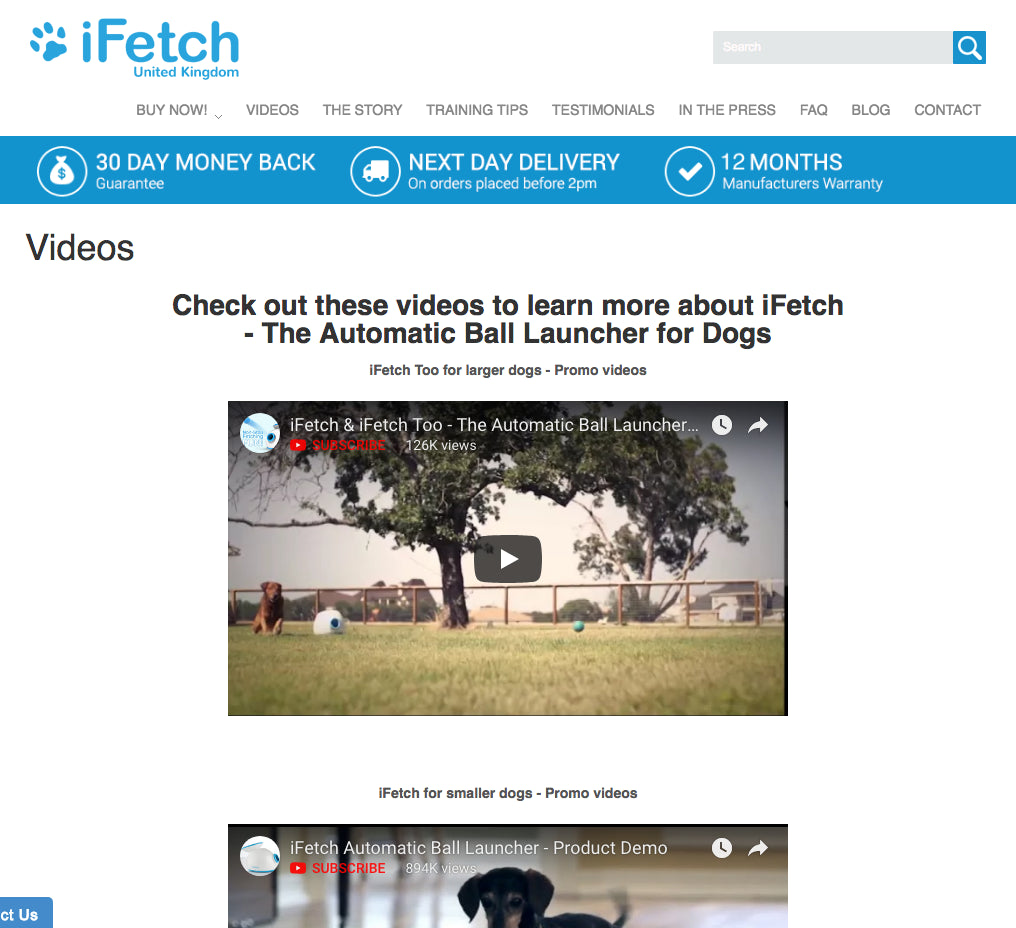 iFetch Screenshot - 5