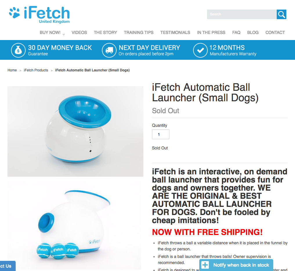 iFetch Screenshot - 4