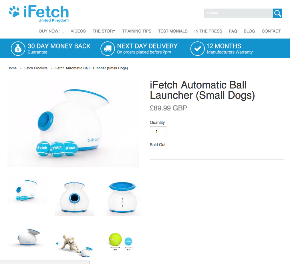 iFetch Screenshot - 2
