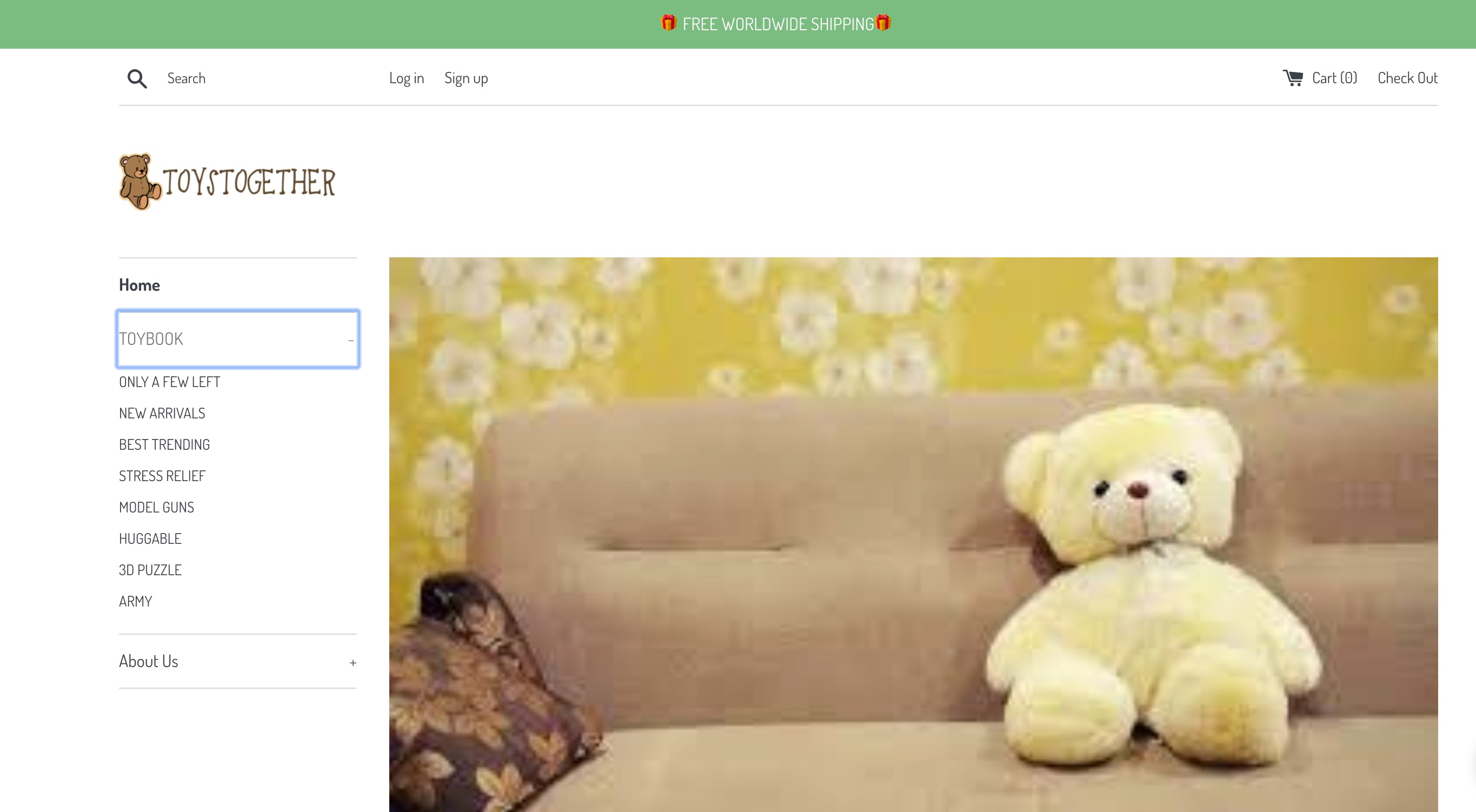 TOYSTOGETHER Screenshot - 5