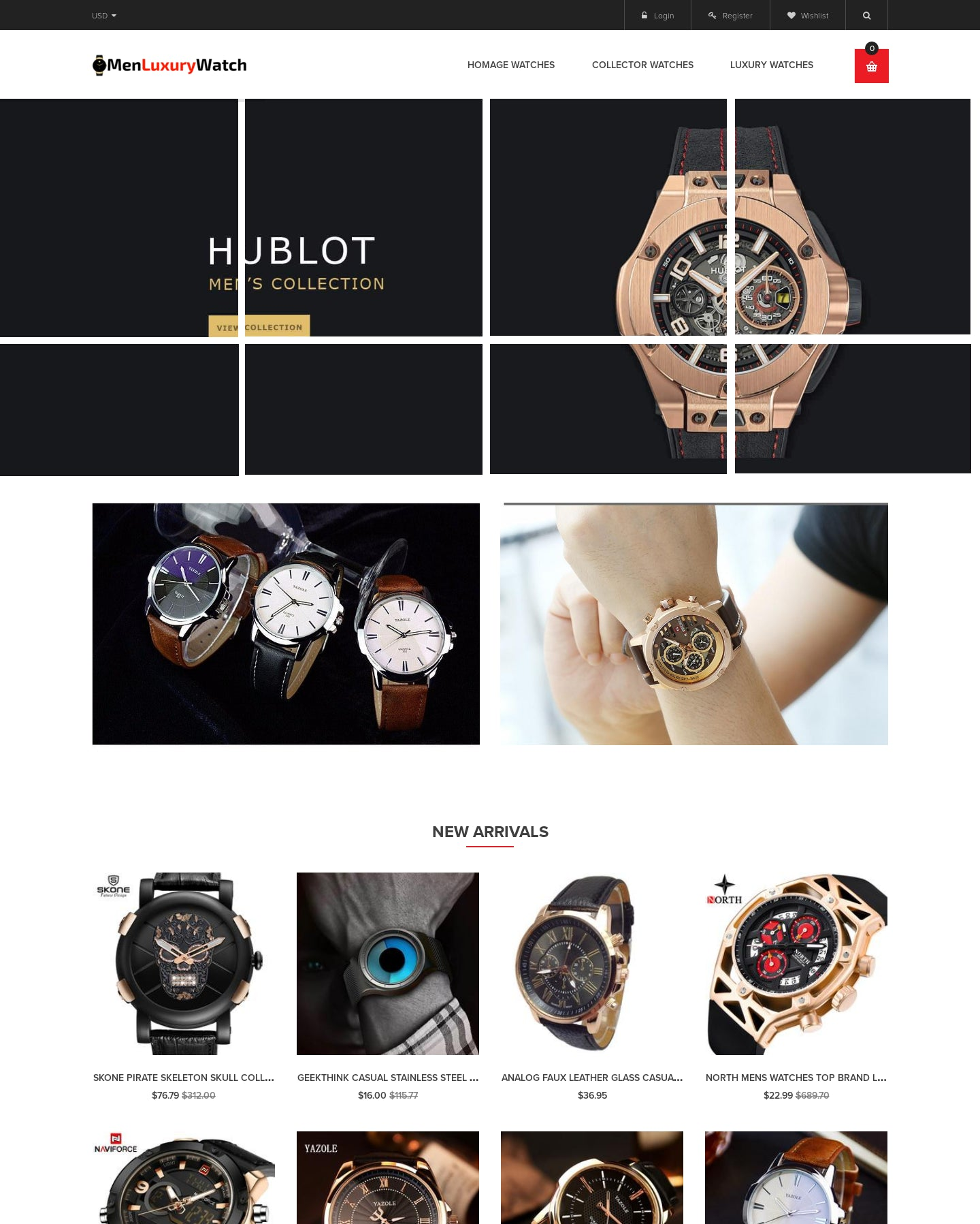 Men Luxury Watch For Sale - Best Affordable watch brands For 2018 Screenshot - 1
