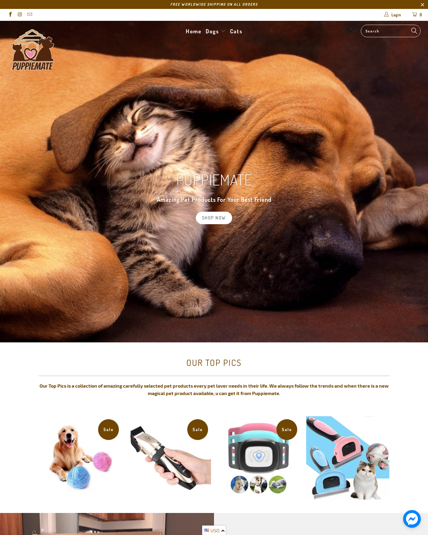 Online Pet Stores, Websites & Businesses For Sale