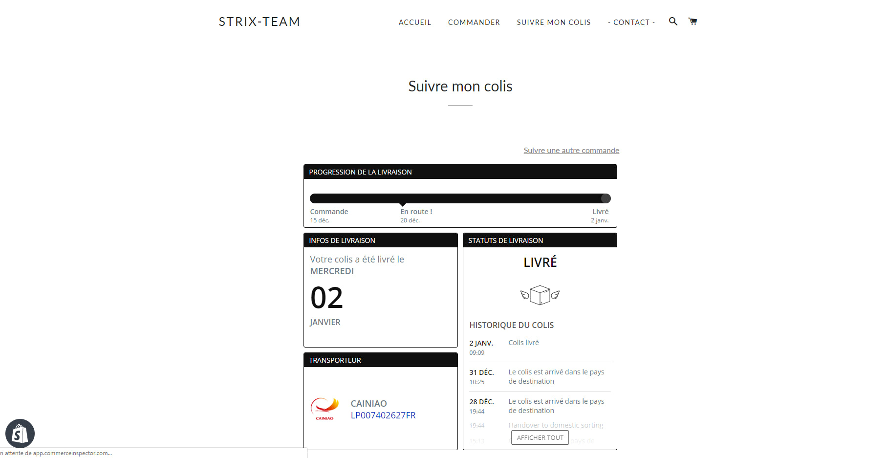 Strix-Team Screenshot - 4