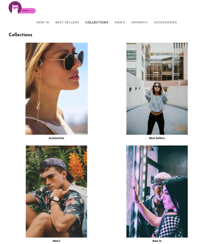 Shades Crew - Love Sunglasses? Why not turn your passion it into a very lucrative online business with a minimum of 100% markups in a hot niche!? Screenshot - 3