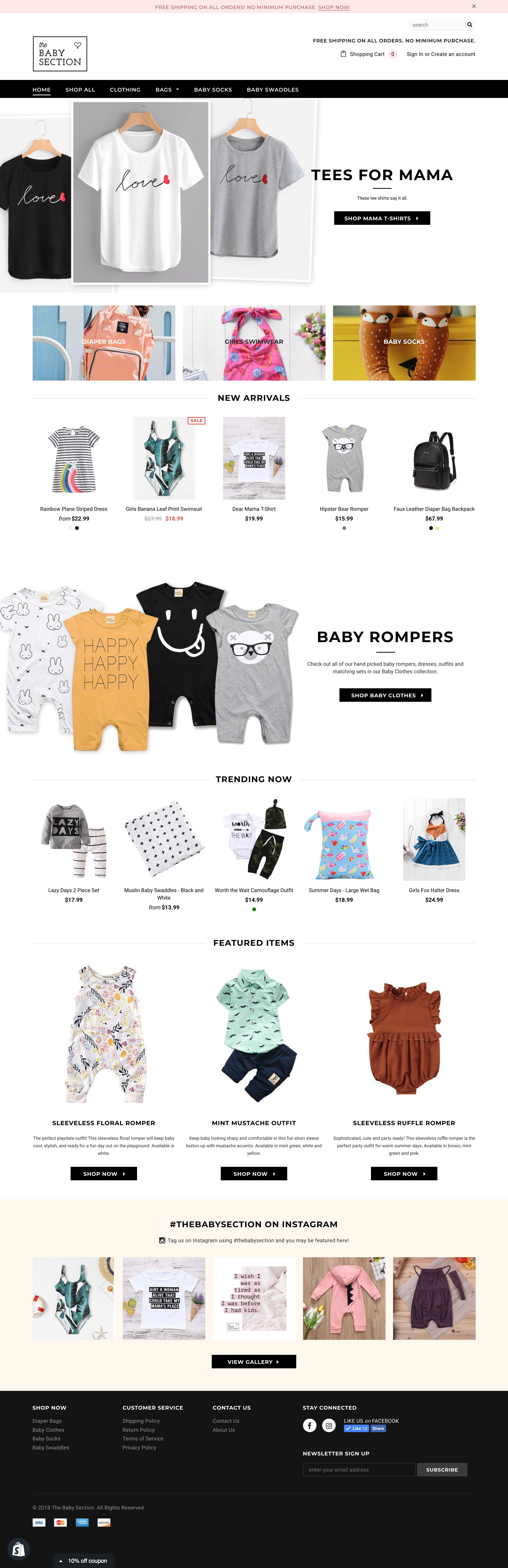 The Baby Section Screenshot - 4