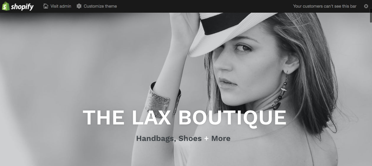 The Lax Boutique Screenshot - 2