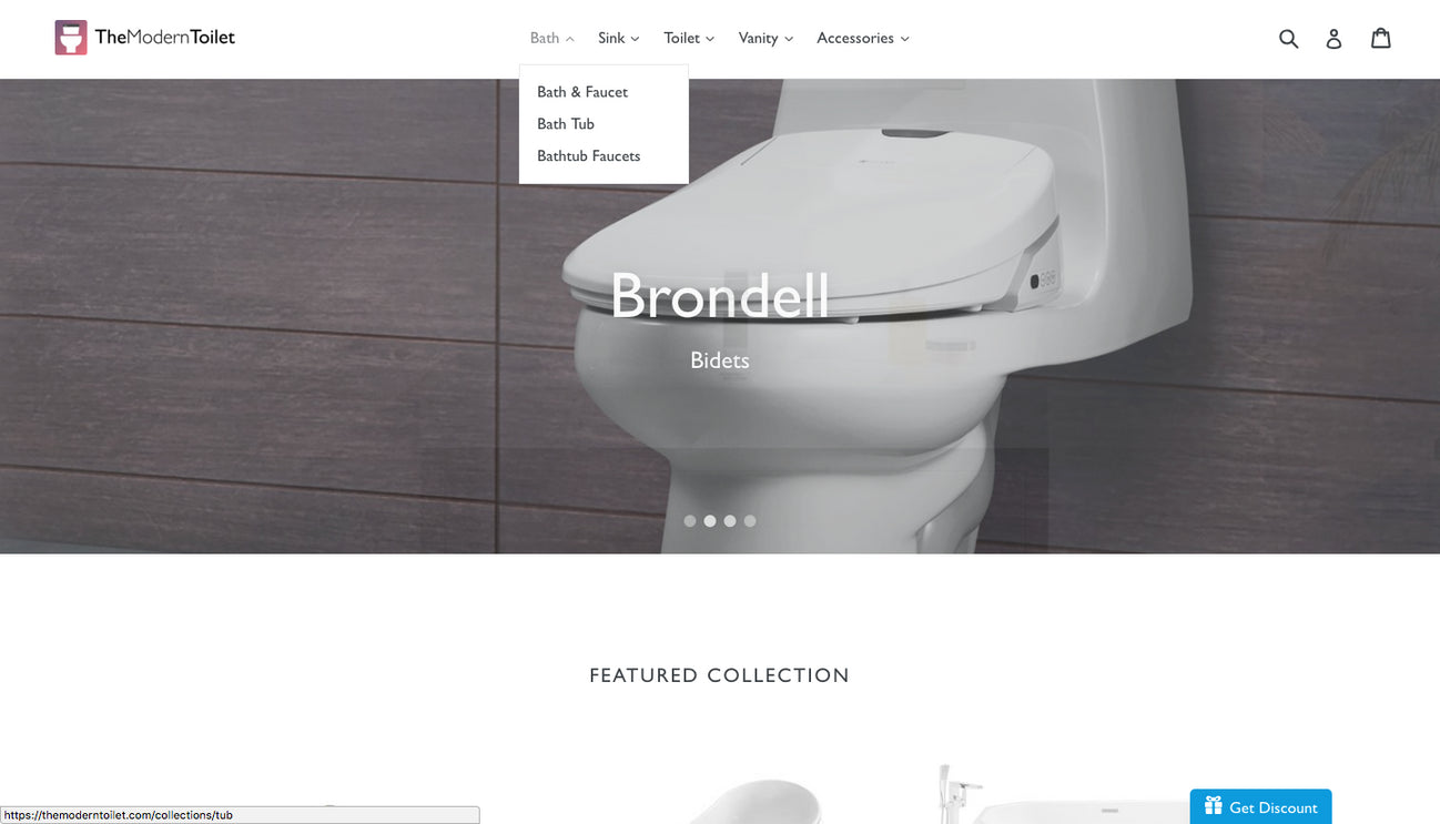 The Modern Toilet For Sale | Buy an Online Business
