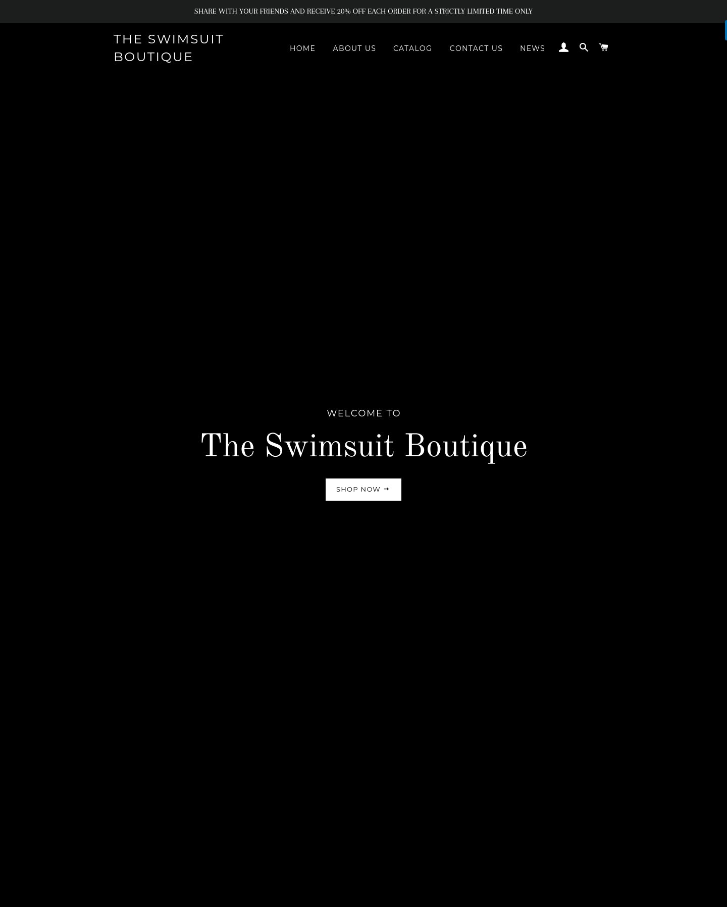 The Swimsuit Boutique Screenshot - 1