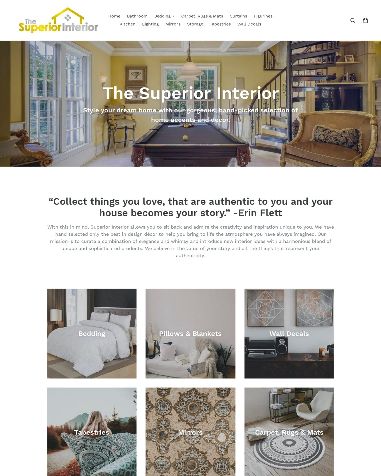Thesuperiorinterior Sold Store Home And Furniture Business