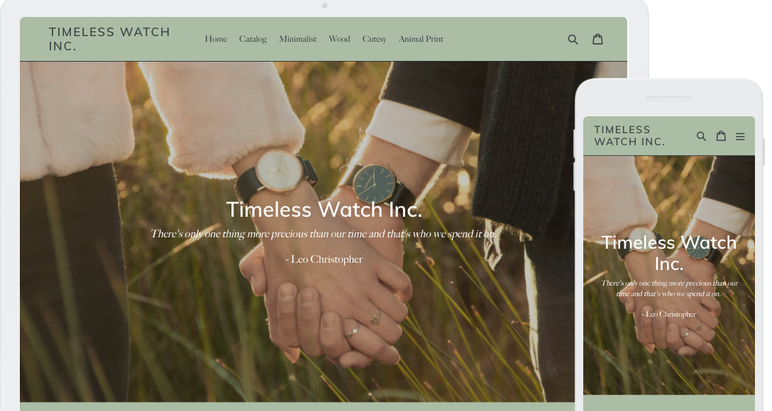 Timeless Watch Inc.  Screenshot - 1