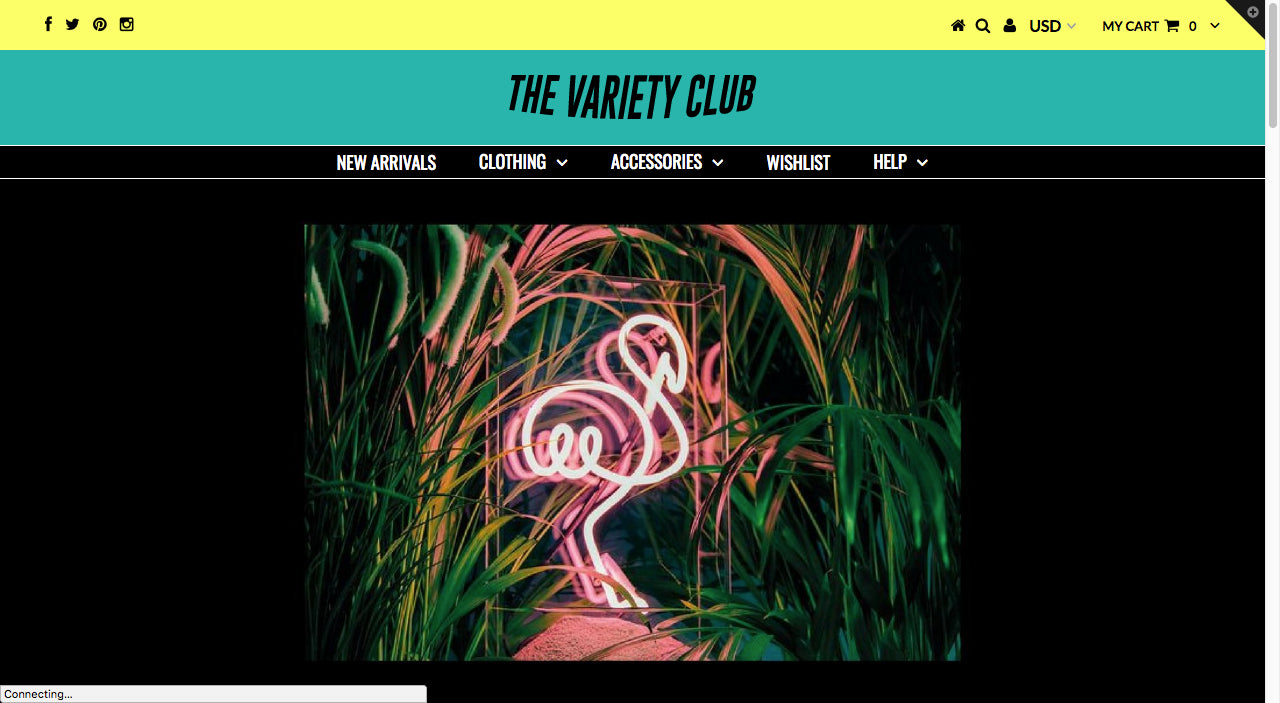 The Variety Club - Price lowered for quick sale Screenshot - 1