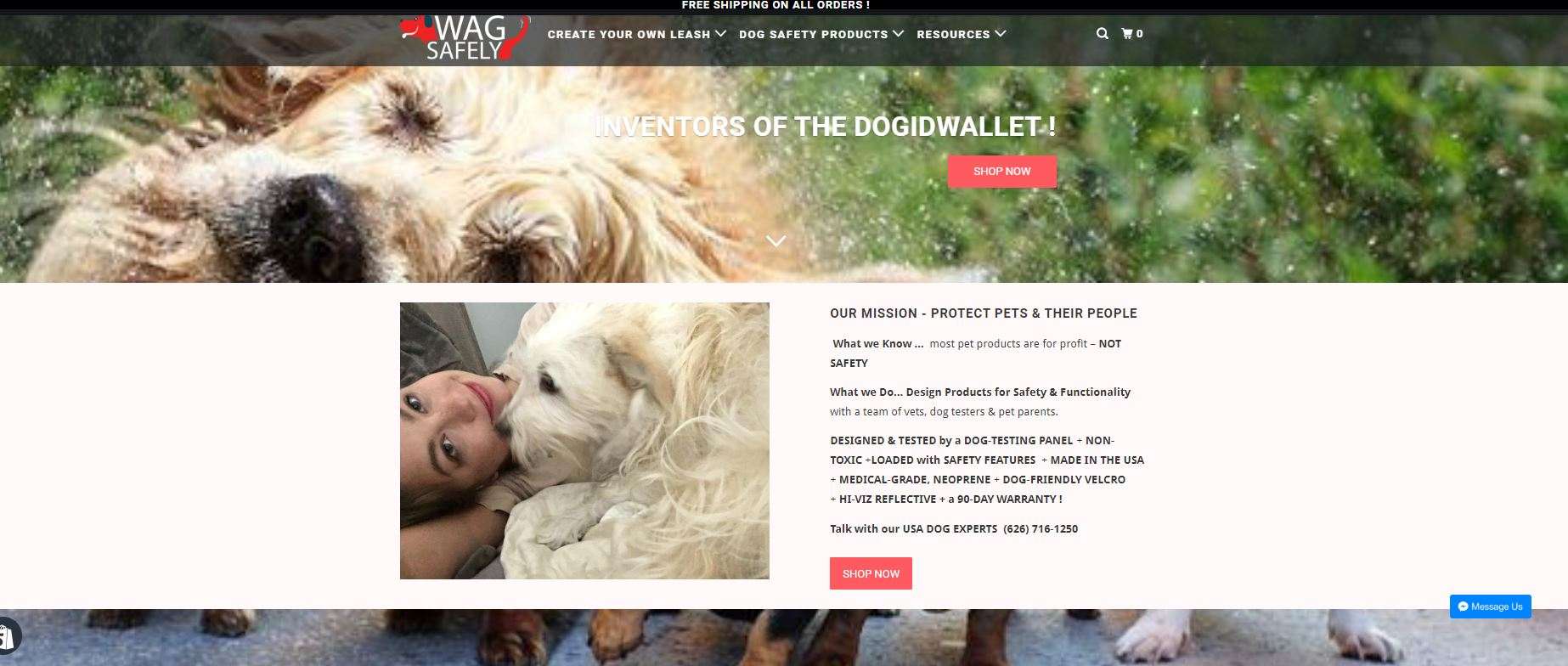 WagSafely™ For Sale   Buy an Online Business