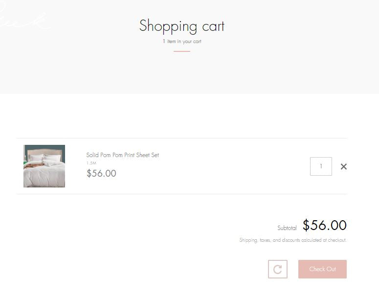 Willow Creek Home | High Quality Dropshipping Home Decor and Furniture e-Commerce Store Screenshot - 2
